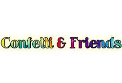 Confetti-Friends