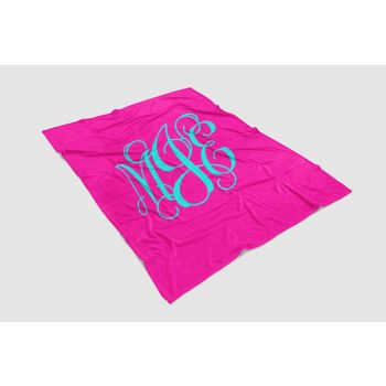 Minky Fleece Blanket
