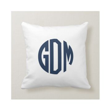Smooth Finish Throw Pillow Cover